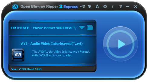 Image result for Open Blu-ray Ripper